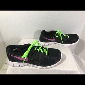 Nike Flex Wmn's Sz 8.5 Running Shoes#A79